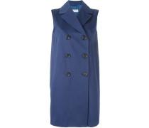 Mantel mit doppelreihigem Design