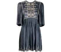 Kleid mit Kreuzstich