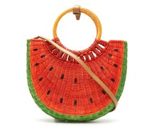 Basket Watermelon Handtasche
