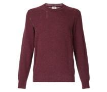 Pullover mit gerippten Details