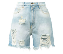 Destroy shorts - women - Baumwolle - S