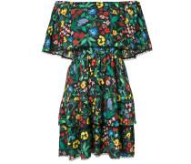 'Wild Flower' Kleid mit Print - women