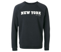 "Sweatshirt mit ""New York""-Print"