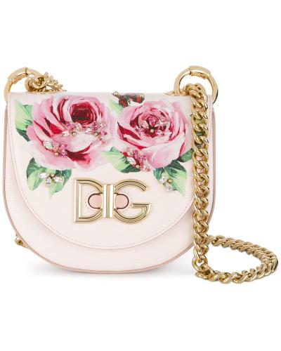 Dolce & Gabbana Damen Kleine 'Wifi' Schultertasche Verkauf Günstig Online b3fMxlx2