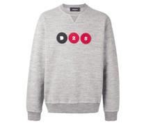 Sweatshirt mit D25-Patch