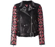 'Arrow' biker jacket