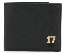 """Portemonnaie mit """"17""""-Schild"""