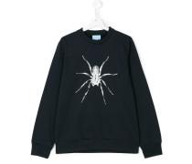 teen spider print sweatshirt