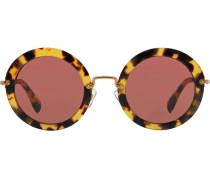 - Sonnenbrille mit runden Gläsern - women