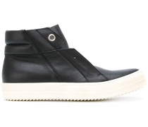 High-Top-Sneakers aus Leder - Unavailable