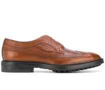 Gustav almond toe brogues