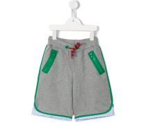 - Shorts mit kontrastfarbigen Einsätzen - kids