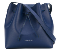 crossbody bucket bag - women - Leder