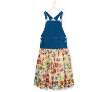 'Mini Me' Kleid im Lagen-Look