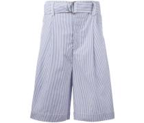 - Gestreifte Shorts - men - Baumwolle - 33
