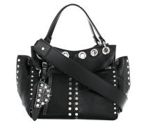 Studded Curl Handbag
