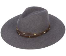 Klassischer Hut mit breiter Krempe