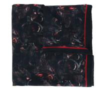 Schal mit Pavian-Print