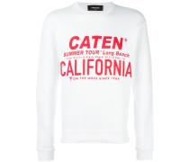 'California Summer Tour' Sweatshirt - men
