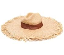 Hut mit ausgefransten Kanten