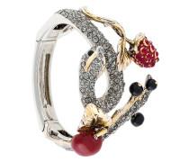embellished berry bracelet