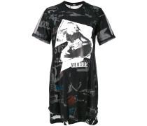 'Knet' Kleid mit Print