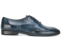 Oxford-Schuhe im Used-Look - men - Leder/rubber