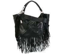 - Handtasche mit Fransen - women - Baumwolle