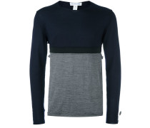 Wollpullover mit Cu-Outs - men - Wolle - M
