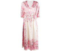 'Sophie' Kleid mit Blumen-Print