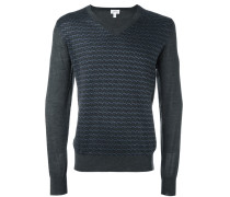 Pullover mit V-Ausschnitt - men