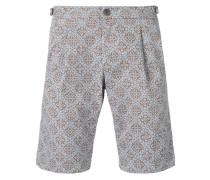 Shorts mit Print - men - Baumwolle/Elastan - 32