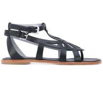 Sandalen mit Riemen - women - Leder - 37.5