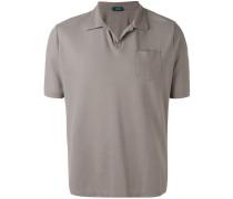 Poloshirt mit Tasche - men - Baumwolle - 48