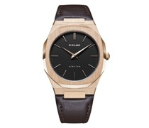 Moka Ultra Thin Armbanduhr, 40mm