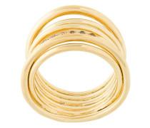 Vergoldeter 'Roxy' Ring