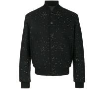 Stellate Stud bomber jacket
