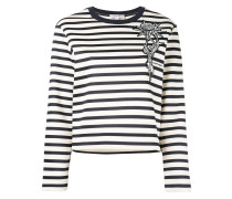 striped jumper - women - Baumwolle - S