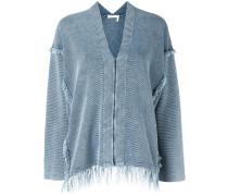 Pullover mit Fransen - women - Baumwolle - S