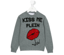 'Kiss the Plein' Pullover