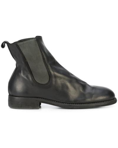 GUIDI Herren slip-on chelsea boot