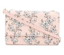 'Riva' Schultertasche mit Blumenmuster