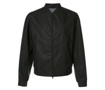 zip up bomber jacket