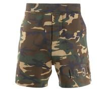 'Icon' Shorts mit Camouflage-Print