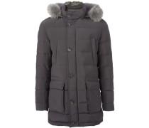 Wattierter Mantel