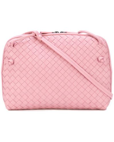 Niedriger Versand Bottega Veneta Damen Schultertasche aus Intrecciato-Leder Verkauf 2018 Freies Verschiffen Besuch Preise Im Netz X8lt7ufl