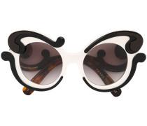 - 'Minimal Baroque' Sonnenbrille - women - Acetat