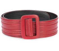 ribbed wide belt