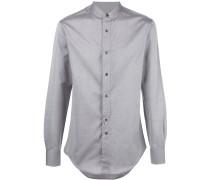 Hemd mit Stehkragen - men - Baumwolle - 41