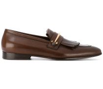 - Loafer mit Fransen - men - Leder - 44